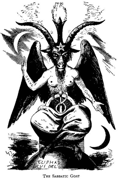 The Symbolism Of Eliphas Lévi's  Baphomet